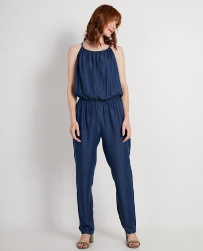 Blauwe jumpsuit Ella Italia