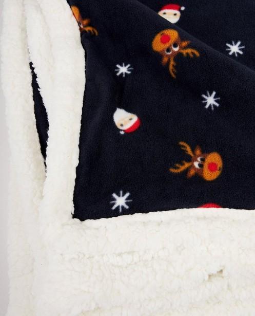 Gadgets - AO2 - Donkerblauw deken van fleece