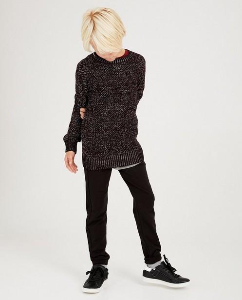 Pull moucheté Nachtwacht - fin tricot - Nachtwacht