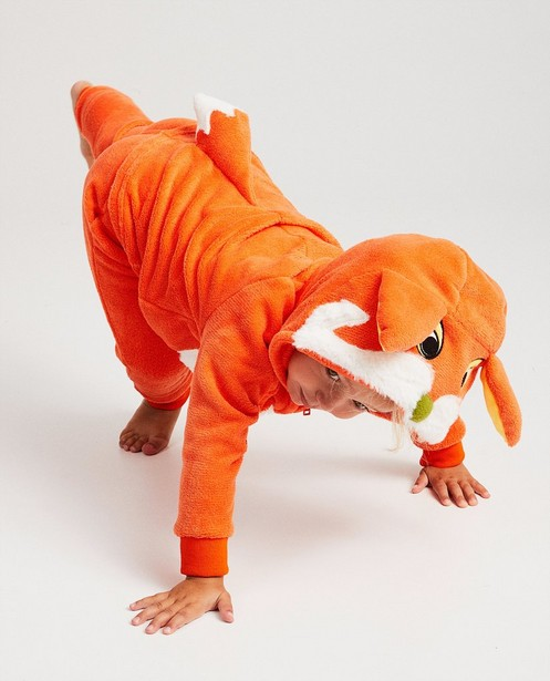Pyjamas - orange -