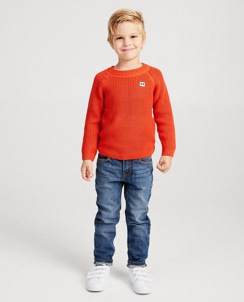 Pull bleu tricoté BESTies - 3 couleurs - Besties