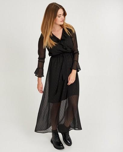 Robe maxi noire Youh!