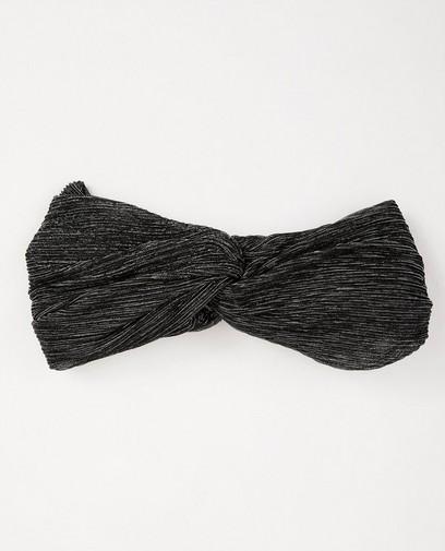 Bandeau noir Pieces