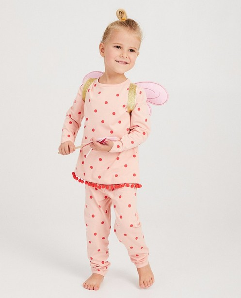 Livre + pyjama + accessoires NL - Ensemble Elfe Flora - Milla Star
