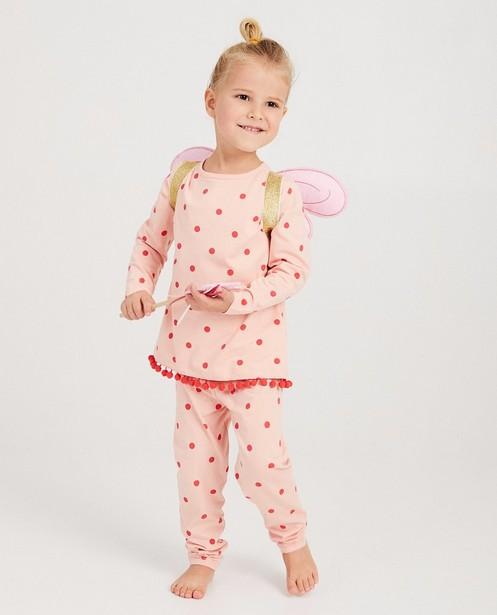 Set: boek + pyjama + accessoires FR - Elf Floriene-set - Milla Star