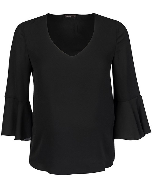 Blouse noire JoliRonde - grossesse - Joli Ronde