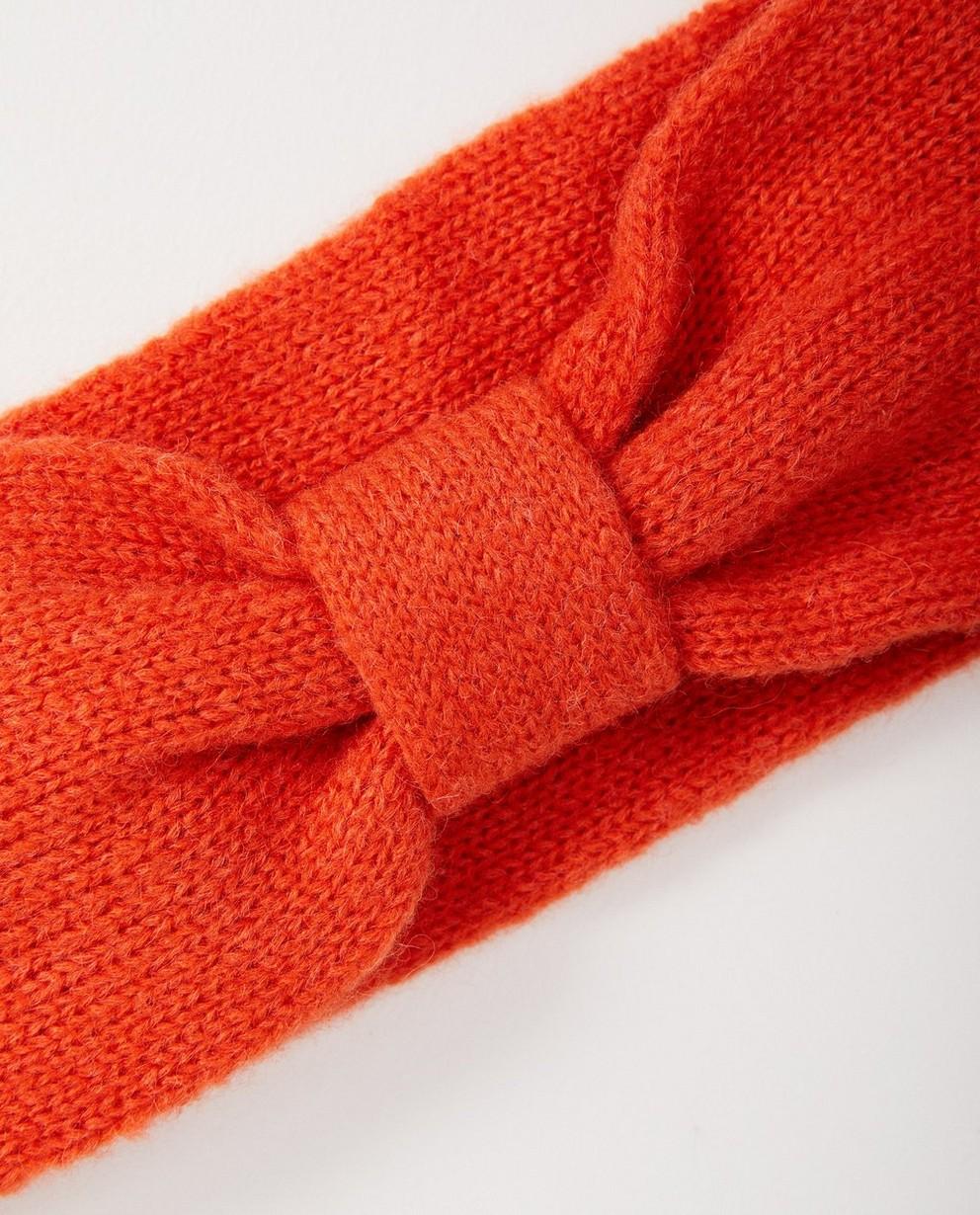 Bonneterie - rood fel - Bandeau orange #Like Me