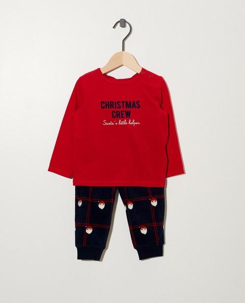 Rode kerstpyjama - #familystoriesJBC - JBC