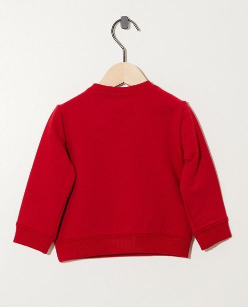 Sweaters - Rode rendier-sweater