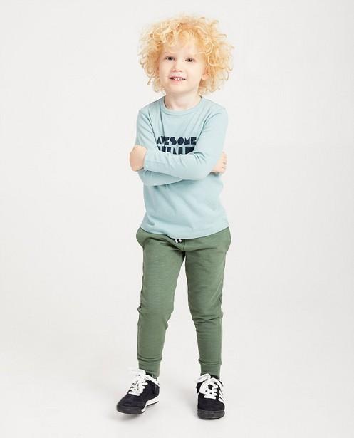 Pantalon de jogging bleu BESTies - différents coloris - Besties