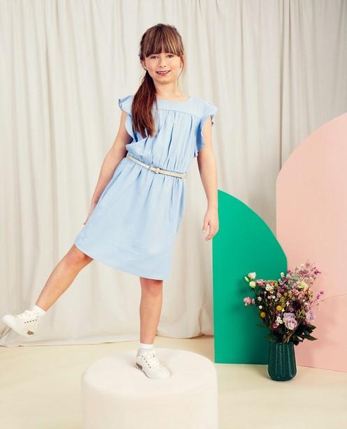 Lichtblauwe jurk Communie - null - Milla Star