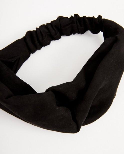 Bonneterie - Bandeau noir