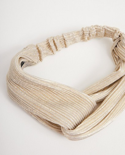 Haarband met glitter