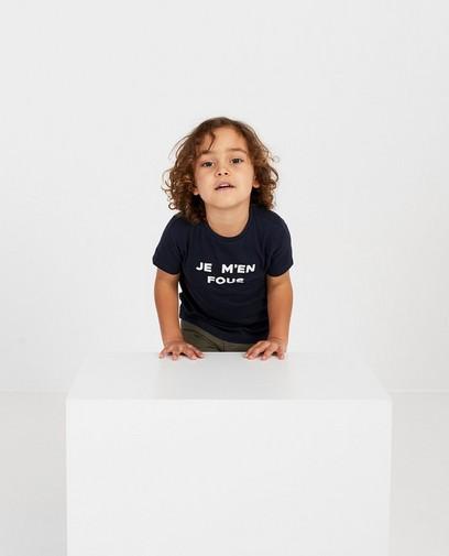 T-shirt à inscription BESTies