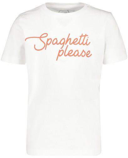 T-shirt met opschrift BESTies