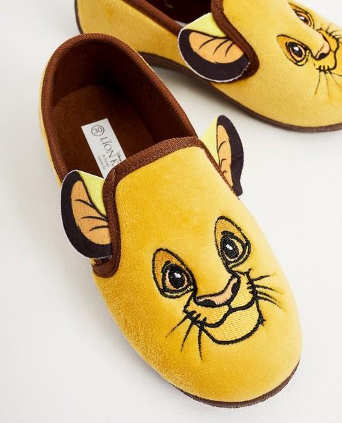 Chaussures - honey -