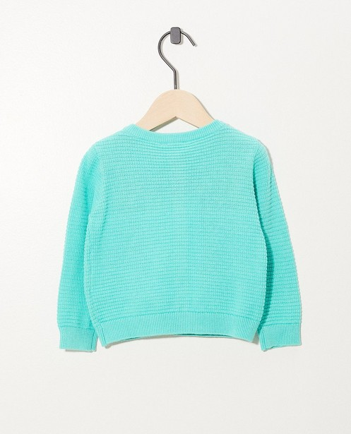Strickjacken - Mint -