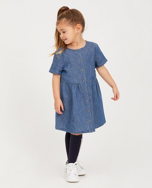 Robe bleue - délavée - Milla Star
