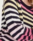 Truien - Gestreepte trui van wol blend Sora