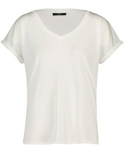 Wit T-shirt Sora
