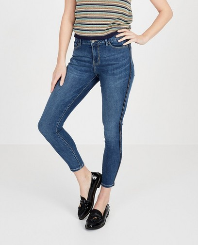 blauwe jeans Sora