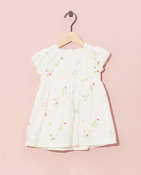 Robe + culotte blanches Fête - premium - cudd