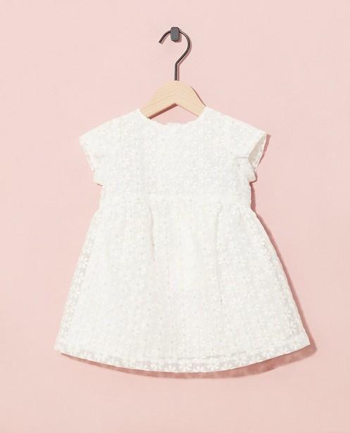 Witte jurk + pamperbroekje Feest - null - Cuddles and Smiles