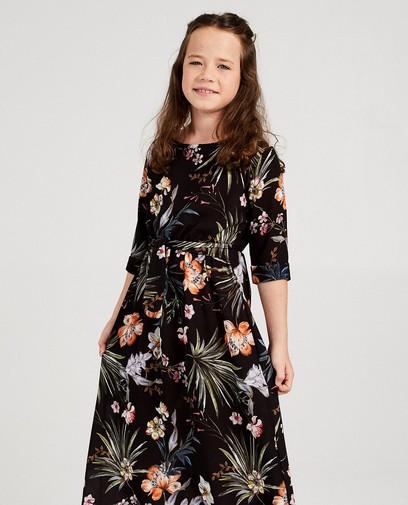 Robe maxi à fleurs Ella Italia