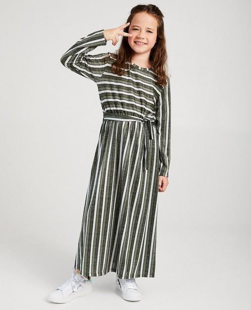 Robes - Robe maxi à rayures Ella Italia