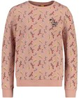 Sweaters - Roze sweater met print #LikeMe