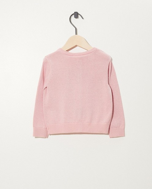 Cardigans - light pink -
