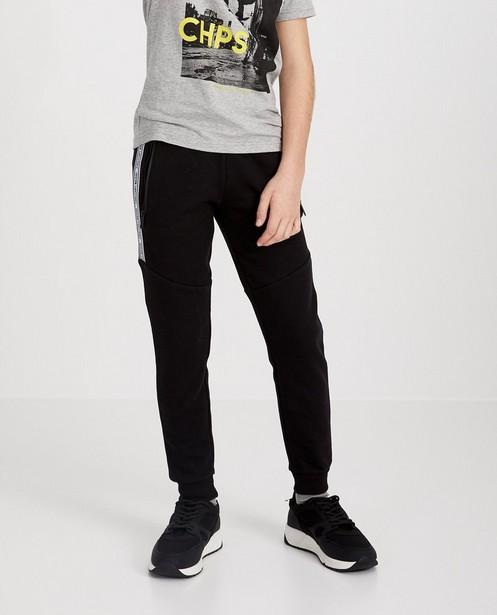 Pantalons - Zwarte joggingsbroek
