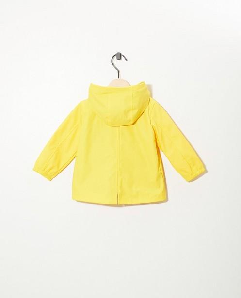 Trench-coats - Waterafstotend geel jasje