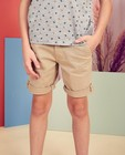 Shorts - Beige bermuda Communie