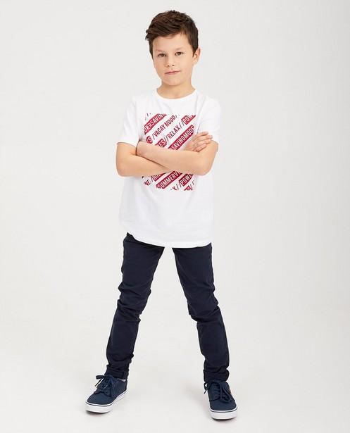 Skinny JOEY - BESTies, 7-14 jaar - in donkerblauw - Besties