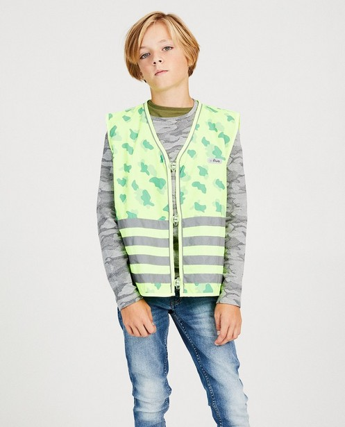 Blazers - bright green - Gilet de sécurité Gofluo, 7-14ans