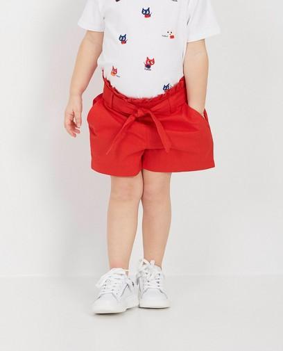 Short rouge
