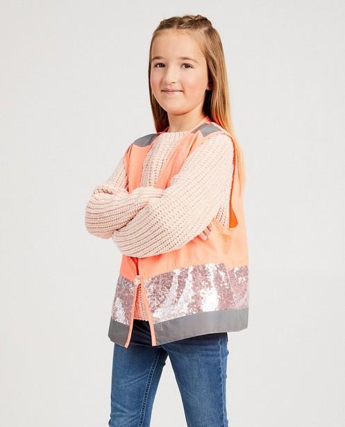 Blazers - bright pink - Gilet de sécurité Gofluo, 7-14ans