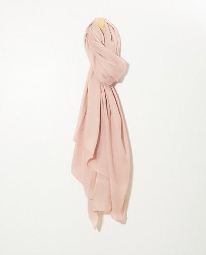 Roze sjaal Pieces