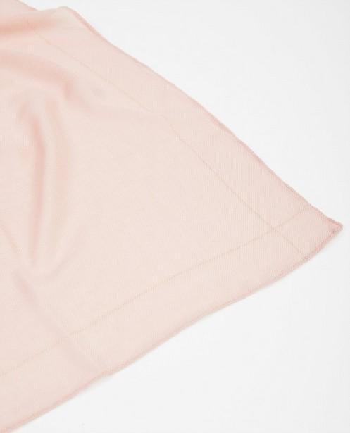 Breigoed - Roze sjaal Pieces