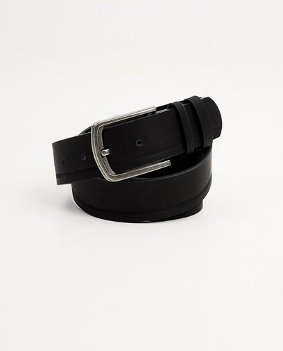 Zwarte riem