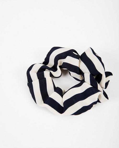 Breigoed - Gestreepte scrunchie Pieces