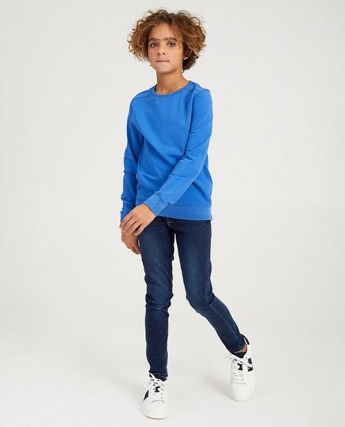 Blauwe sweater Nachtwacht - null - Nachtwacht