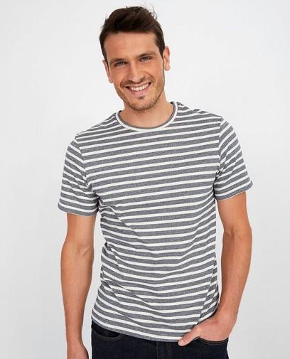 Blauw-wit T-shirt League Danois