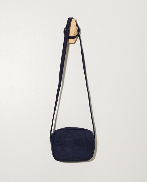 Handtassen - Blauw schoudertasje Communie