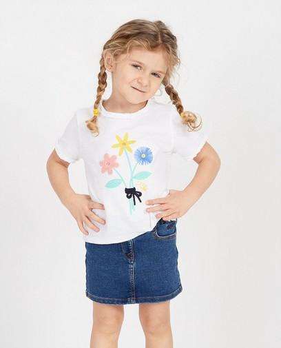 T-shirt blanc Maya l'Abeille