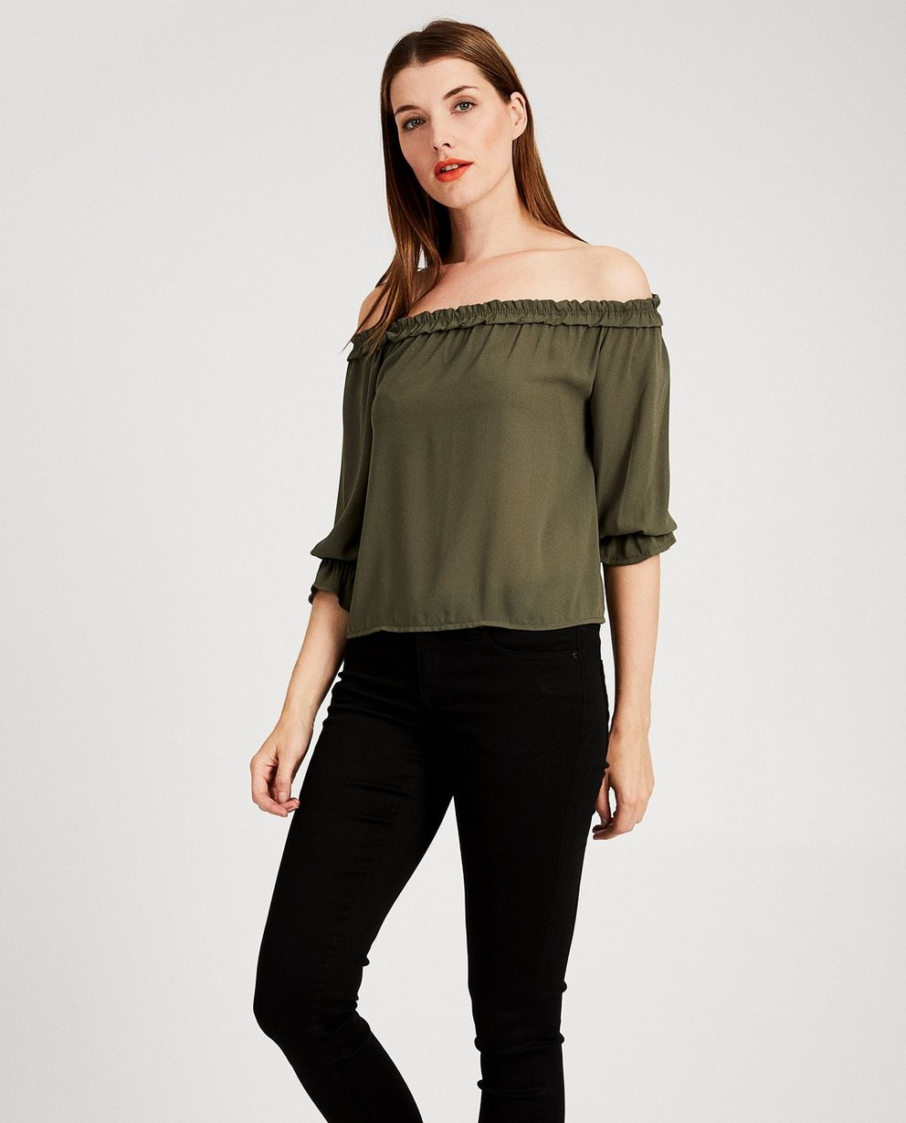 Chemises - dark green -