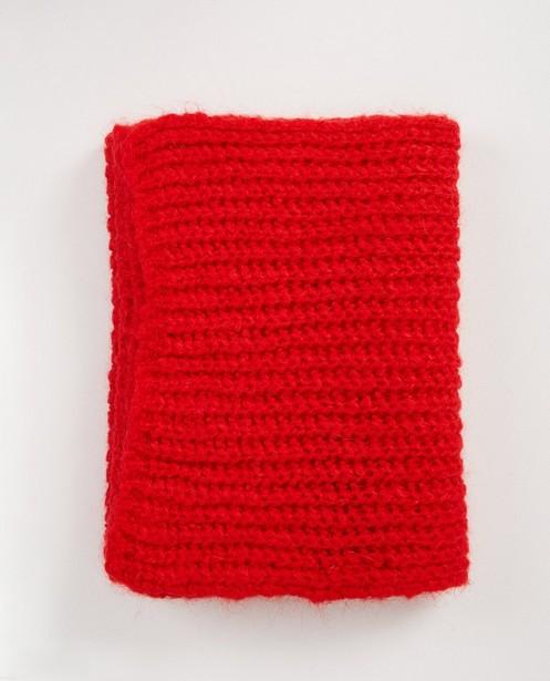 Bonneterie - plum - Écharpe rouge Ella Italia