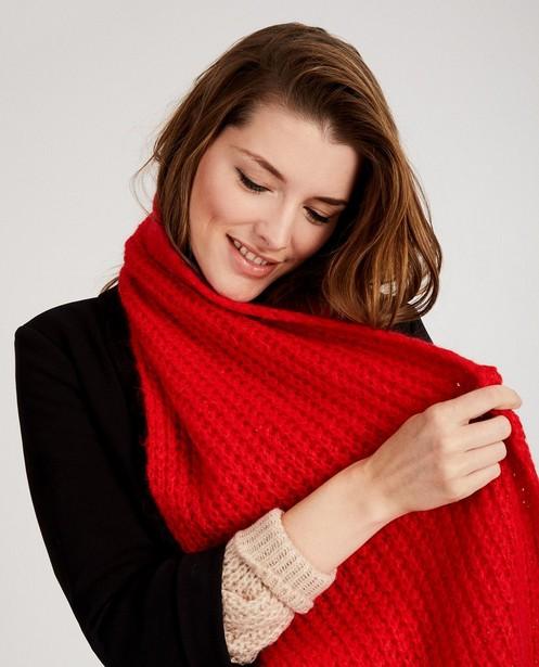 Écharpe rouge Ella Italia - en 5 couleurs - ella