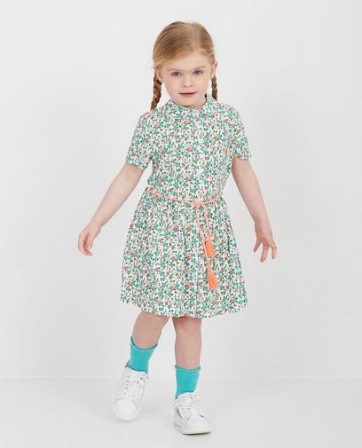 Kleid mit Heidi-Blumenprint